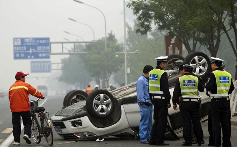 交通肇事导致他人生命健康损害