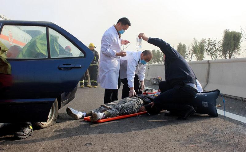 交通事故死者遗体处理