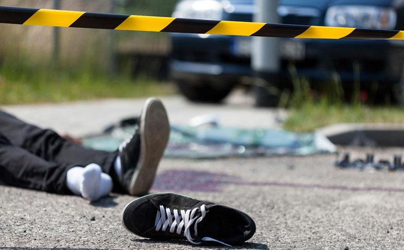 车祸肇事后逃逸