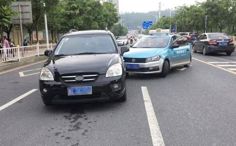 交通事故报警后处理