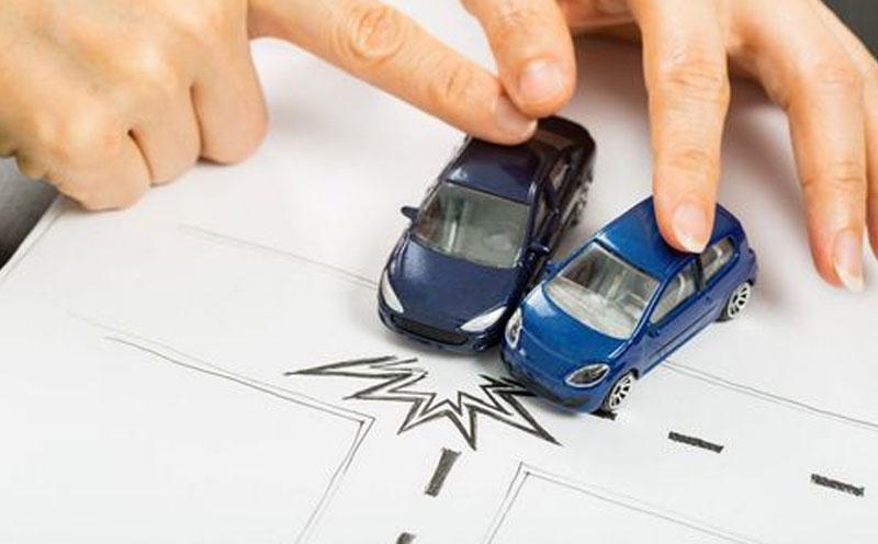 发生交通意外事故时
