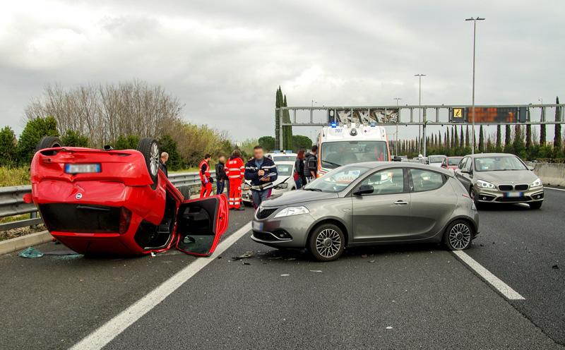 交通事故5个常见法律问题