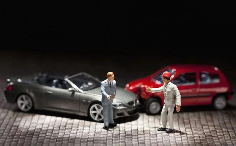 交通事故的频发